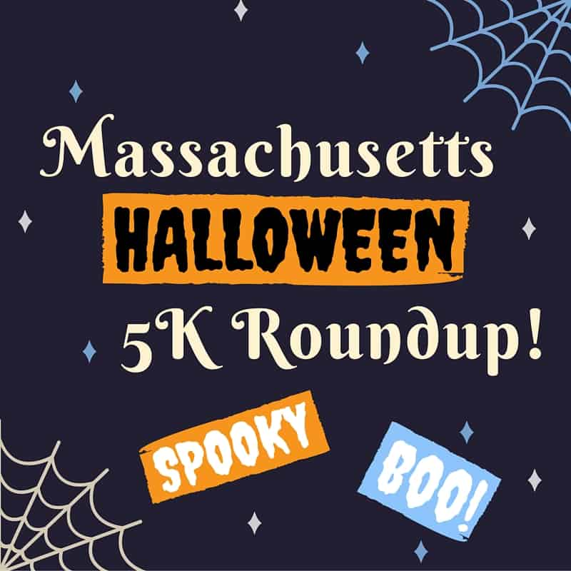Massachusetts Halloween 5K Roundup