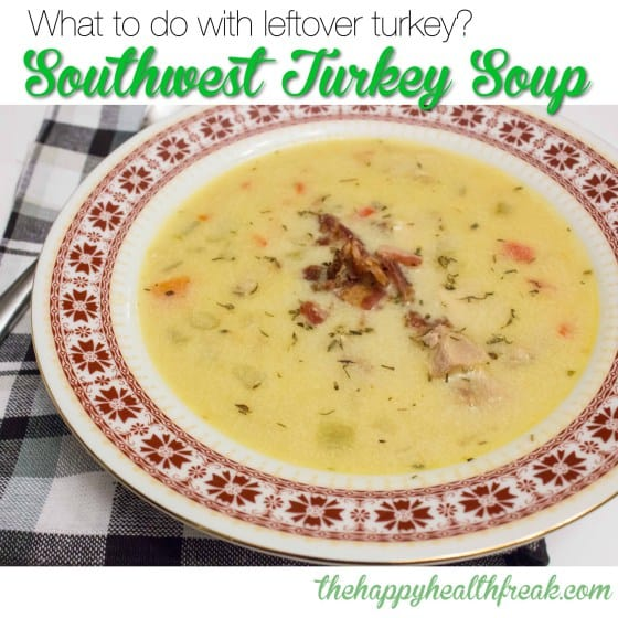 Southwest Turkey Soup
