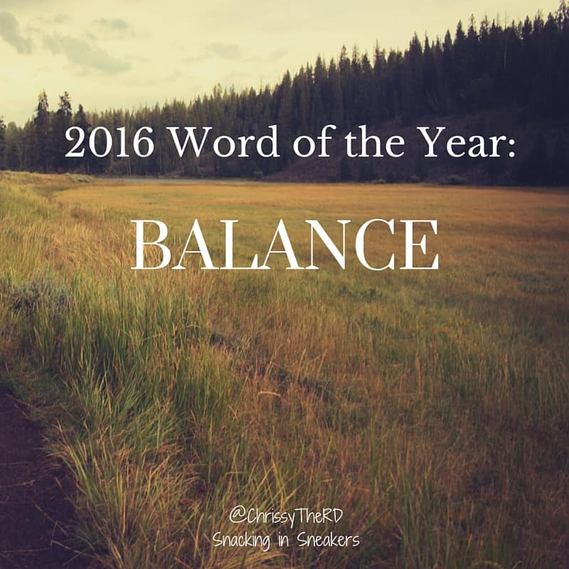 2016 Word of the Year
