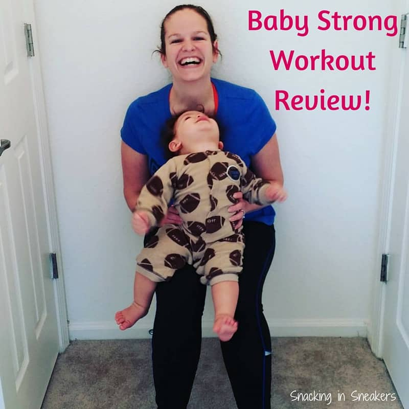 Baby Strong Workout Review!