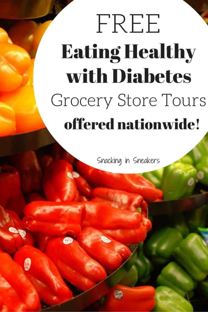 Diabetes Grocery Store Tour