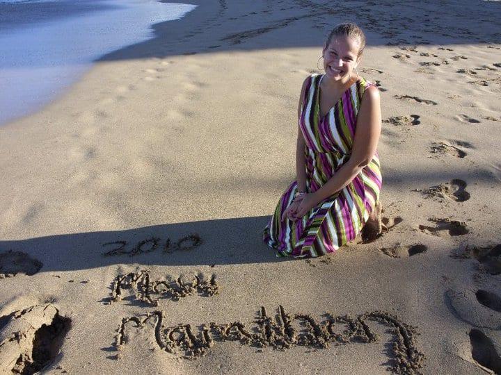 Maui Marathon Beach