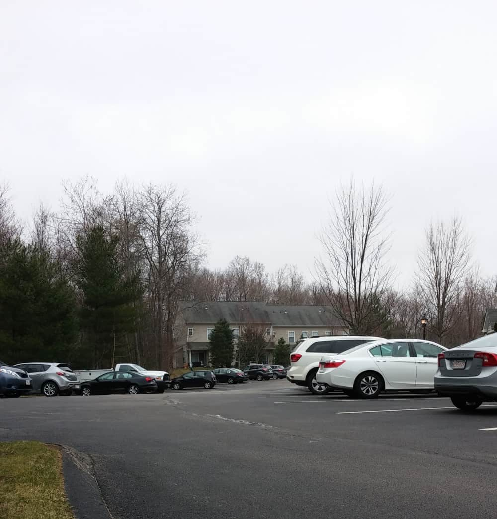 Half Marathon Training Parking Lot