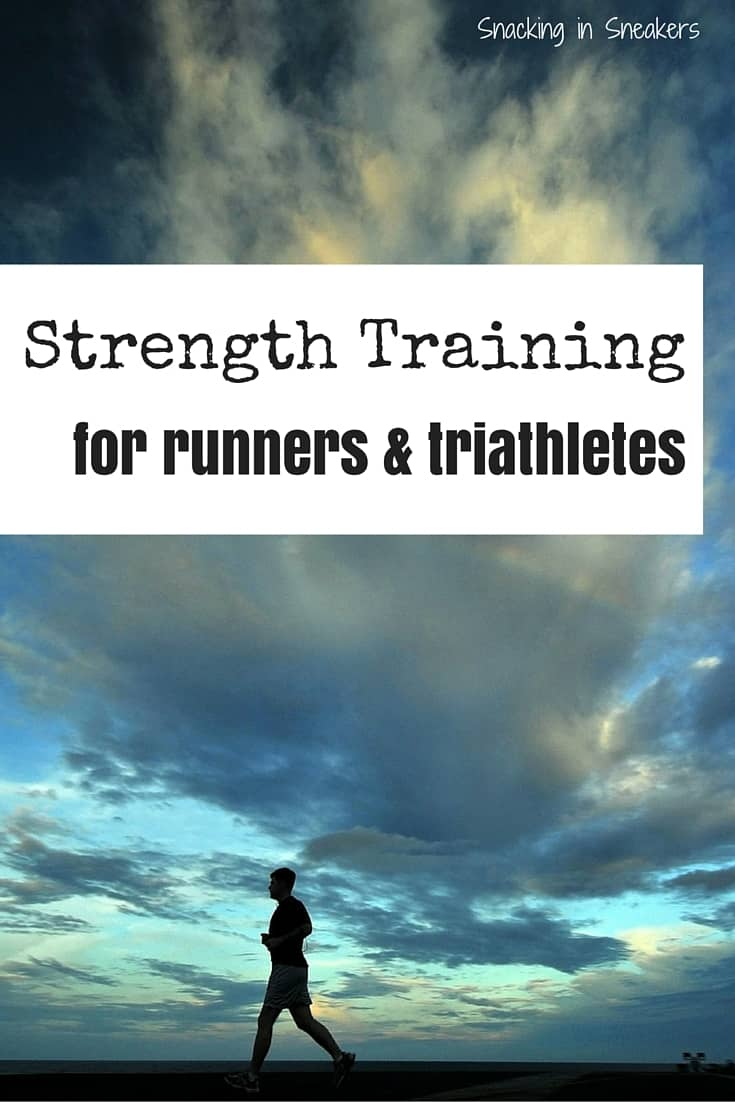 I never realized that strength training could be so helpful for runners & triathletes! Great post summarizing the science about this.