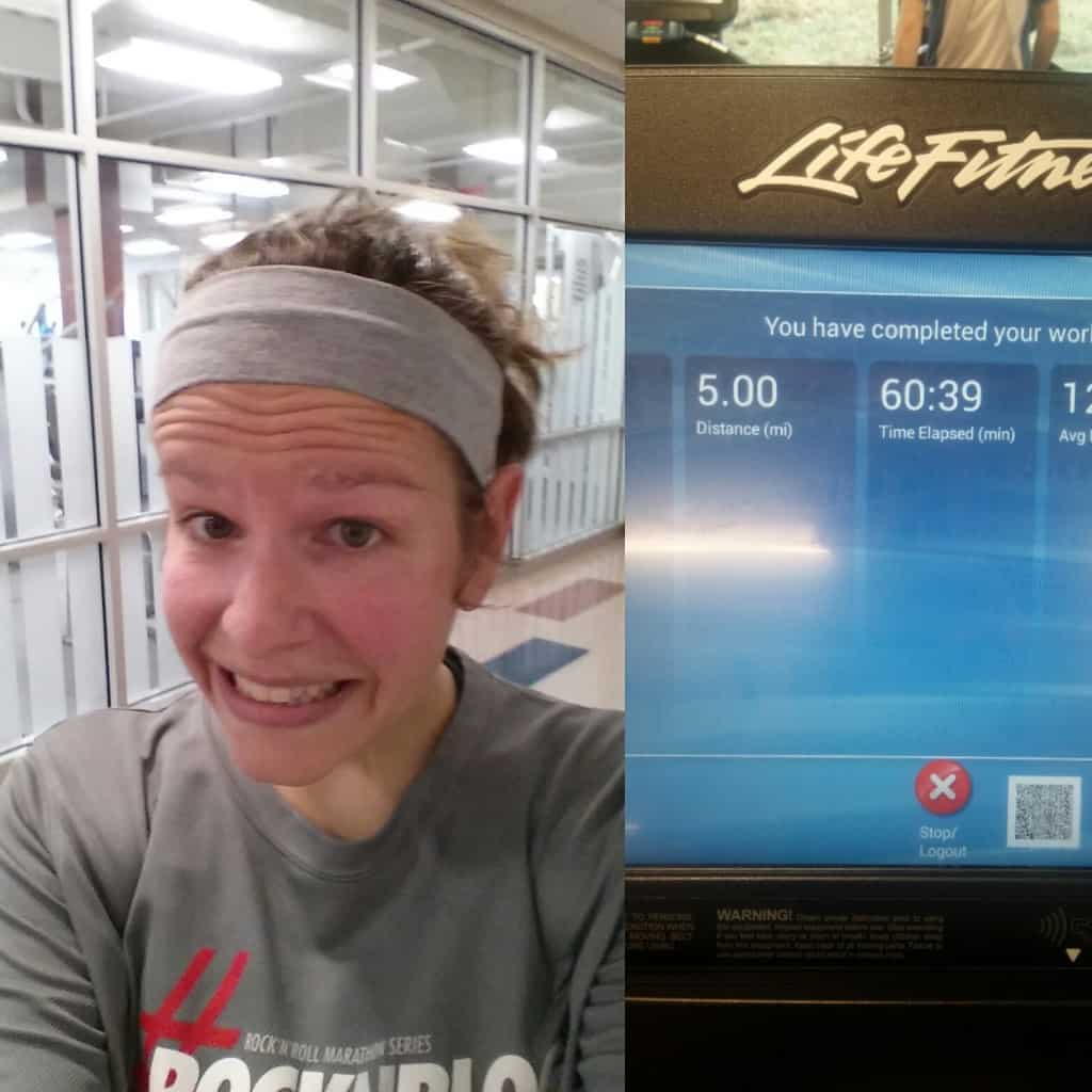 Half Marathon Training Recap – Weeks 5-8