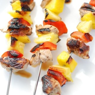 grilled turkey tenderloin kabobs