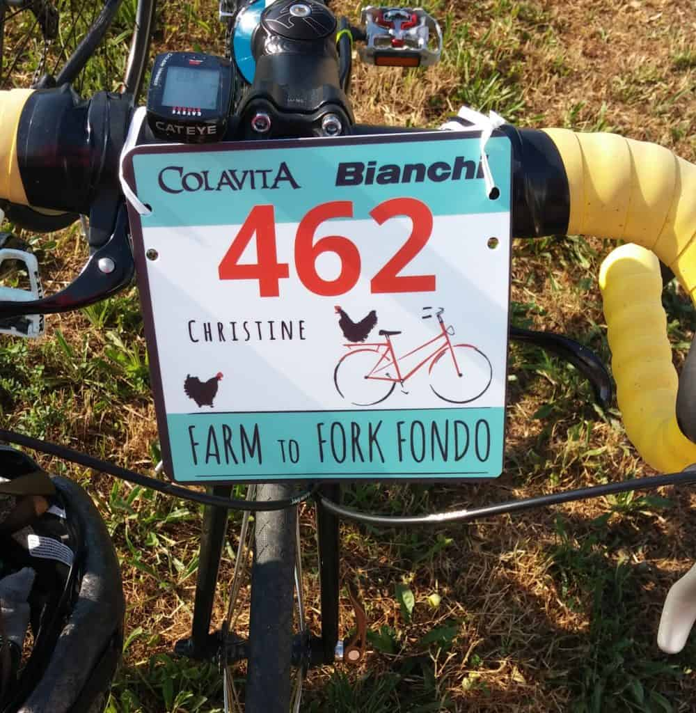 Farm to Fork Fondo Bike