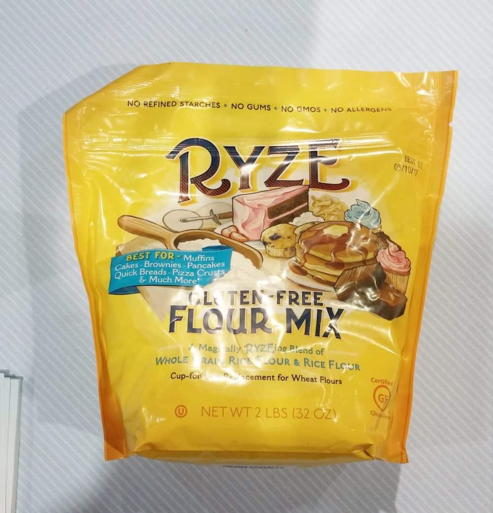 Rzye Gluten Free Flour
