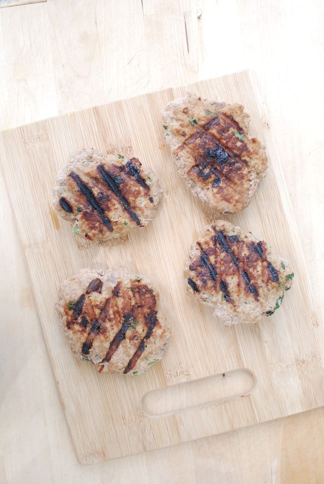 Southwestern Turkey Burger Patties - Yum!