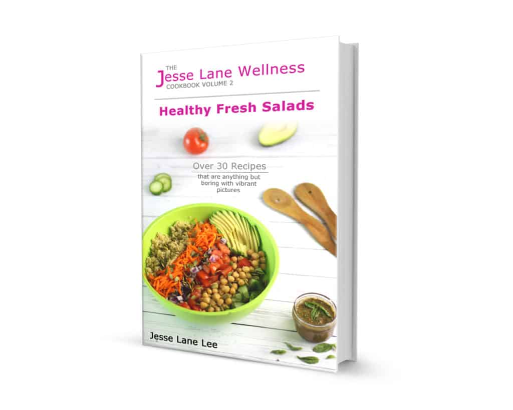 Healthy Fresh Salad Cookbook Review + Giveaway!