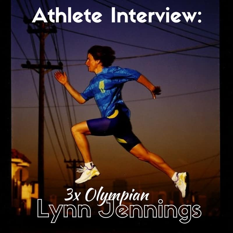 Athlete Interview with 3x Olympian Lynn Jennings!