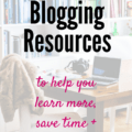 When you're a beginner blogger, it can be hard to sort through all the info out there. This post shares 25+ amazing blogging tips and resources that can help you save time and monetize your blog. Great examples of ways you can actually make money blogging!
