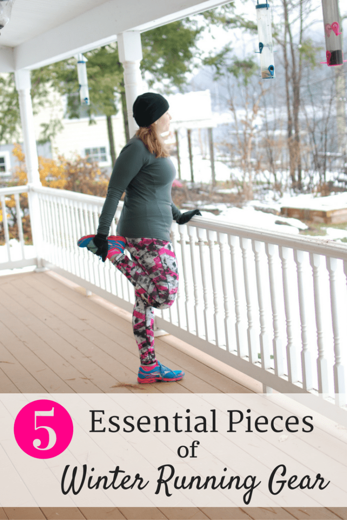 5 Essential Pieces of Winter Running Gear