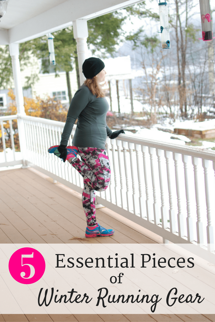 5 Essential Pieces of Winter Running Gear