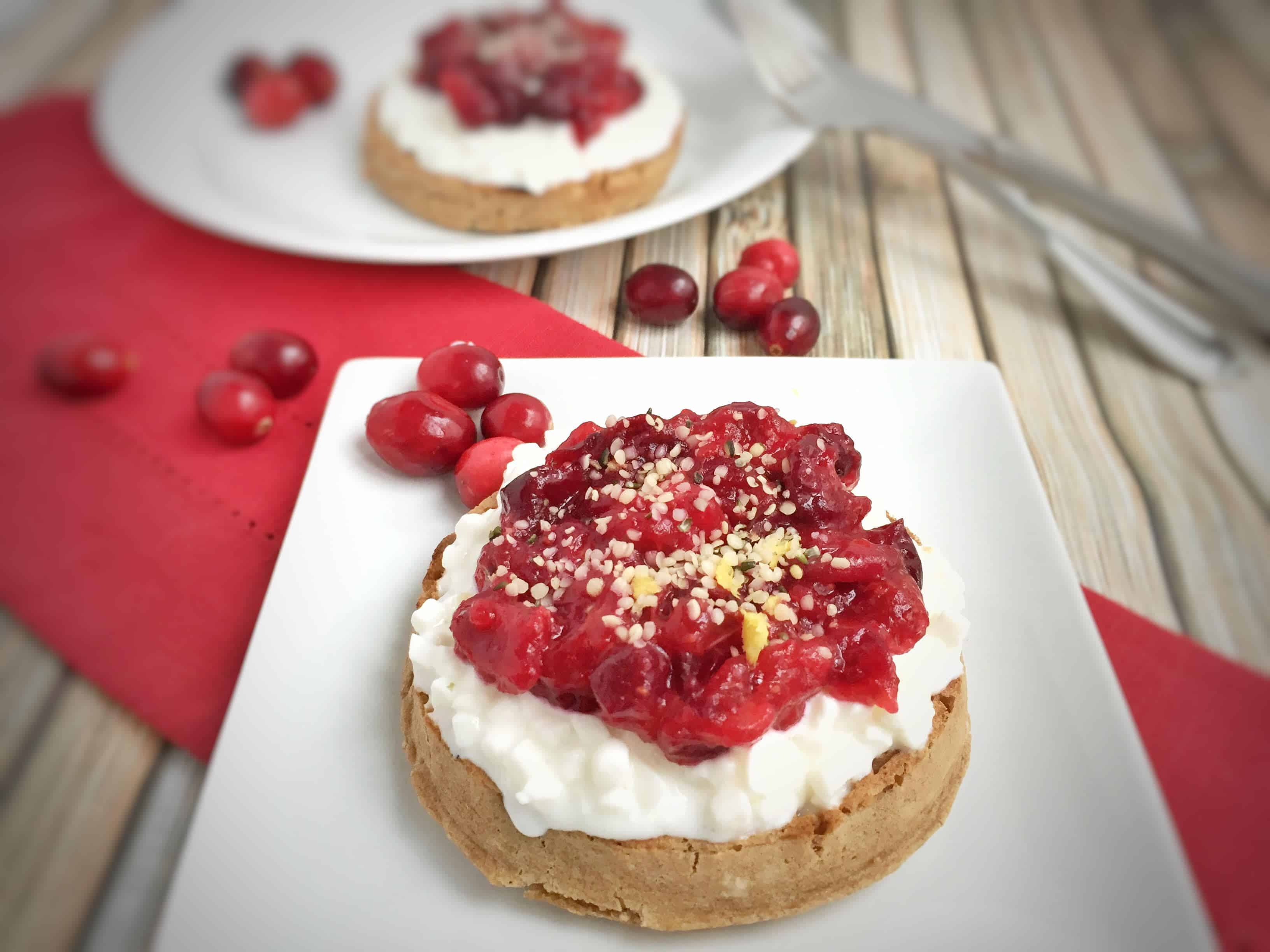 cranberry-compote-with-whole-grain-waffles-blurred