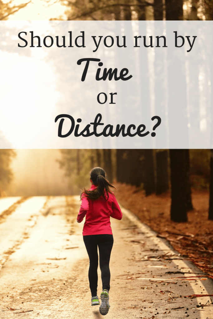 Wondering whether you should run for time vs. distance? This post breaks down the benefits of each method so you can decide how to train best for your next road race or triathlon!