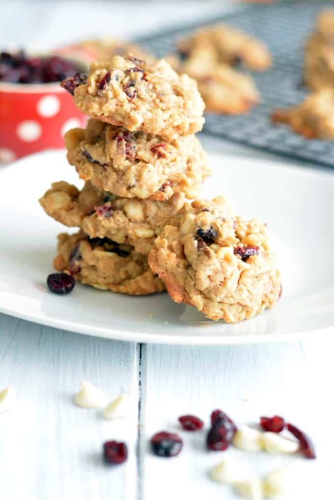 cranberry-cookies