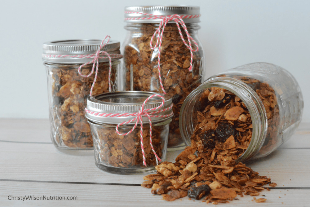 Granola DIY Gift