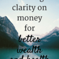 Have you ever really sat down to think about your money mindset? Money coaching can help you discover that, your core values, and goal setting strategies for budgeting. Plus, if health is a core value for you, it's important to be sure to allocate financial strategies that support your wellness goals!