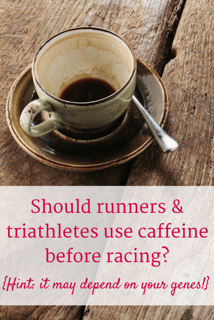 Should you drink coffee before workouts?  It may depend on your genes.
