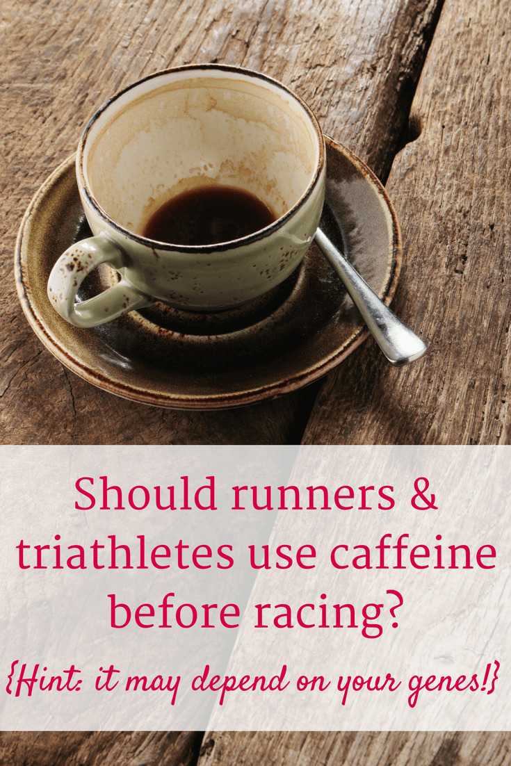 Should runners and triathletes drink coffee before workouts? Will some caffeine before a race help you perform better? This post breaks down the science about caffeine as a performance enhancer, including new research about genetics and caffeine metabolism.