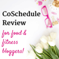 Searching for blogging tips and blogging resources to help increase page views and save time? A good social scheduler can be key for these goals. Check out this review of CoSchedule and why it's a huge help for food bloggers, fitness bloggers, and everyone in between!