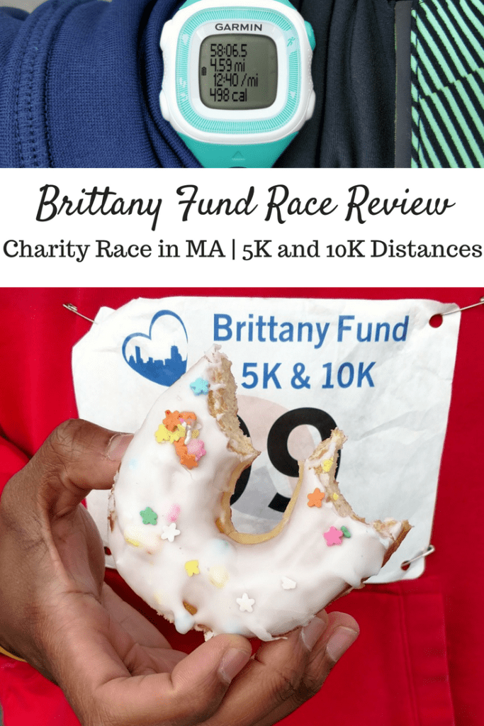Brittany Fund 5K Race Review & Recap!