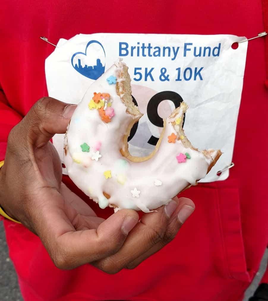 Brittany Fund 5K Donuts