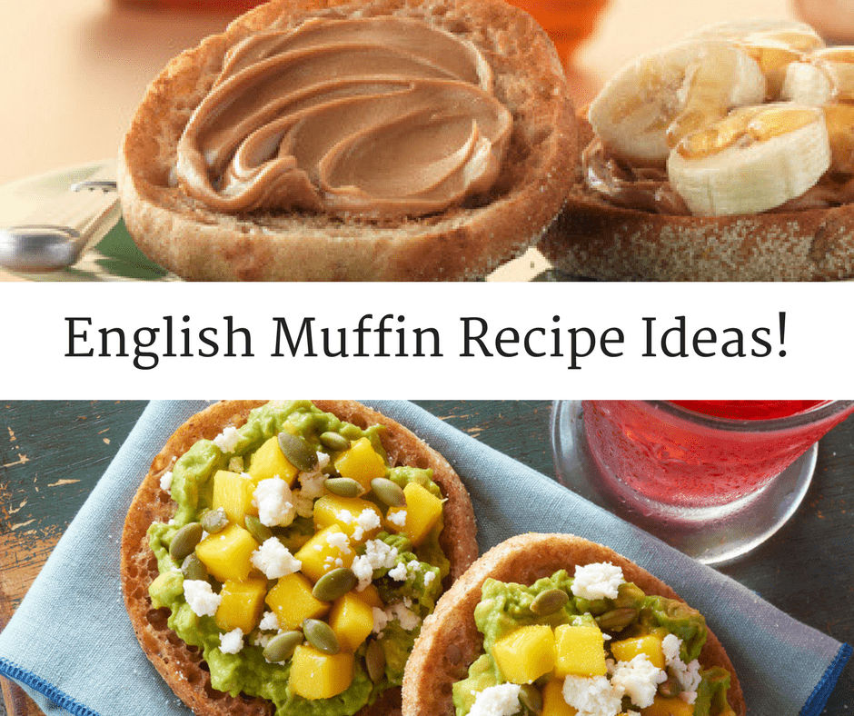 5 English Muffin Recipe Ideas + Bays English Muffin Sweepstakes!