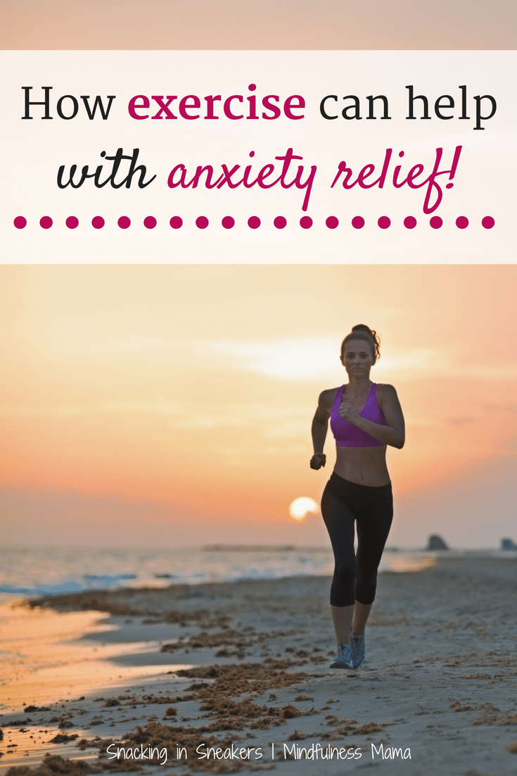 relationship between exercise and stress relief