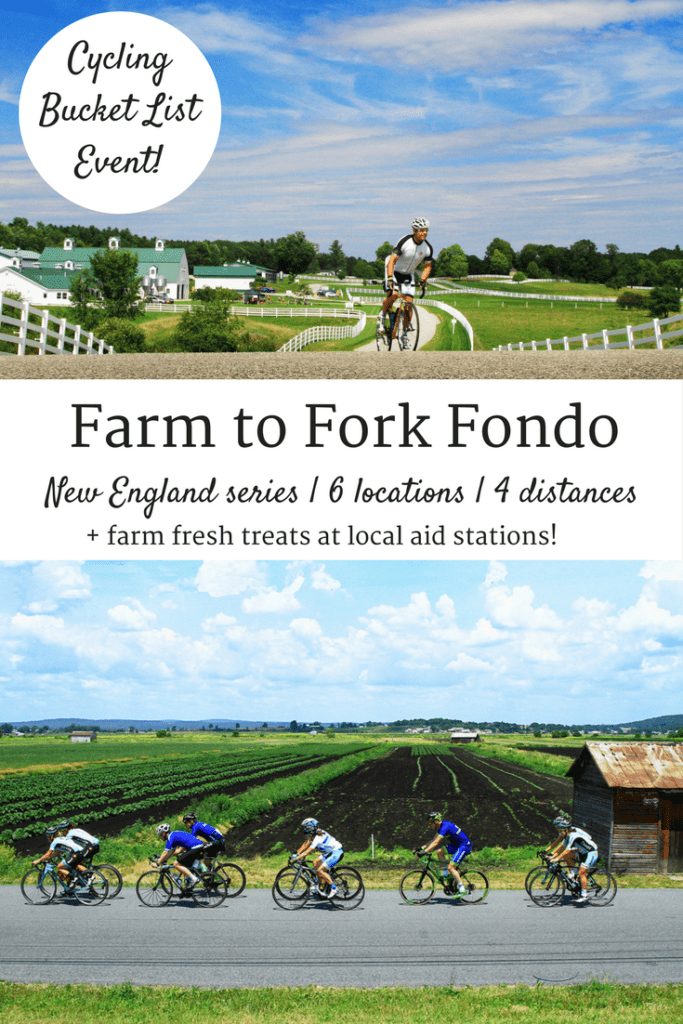Farm to Fork Fondo: Everything You Need to Know + Promo Code!