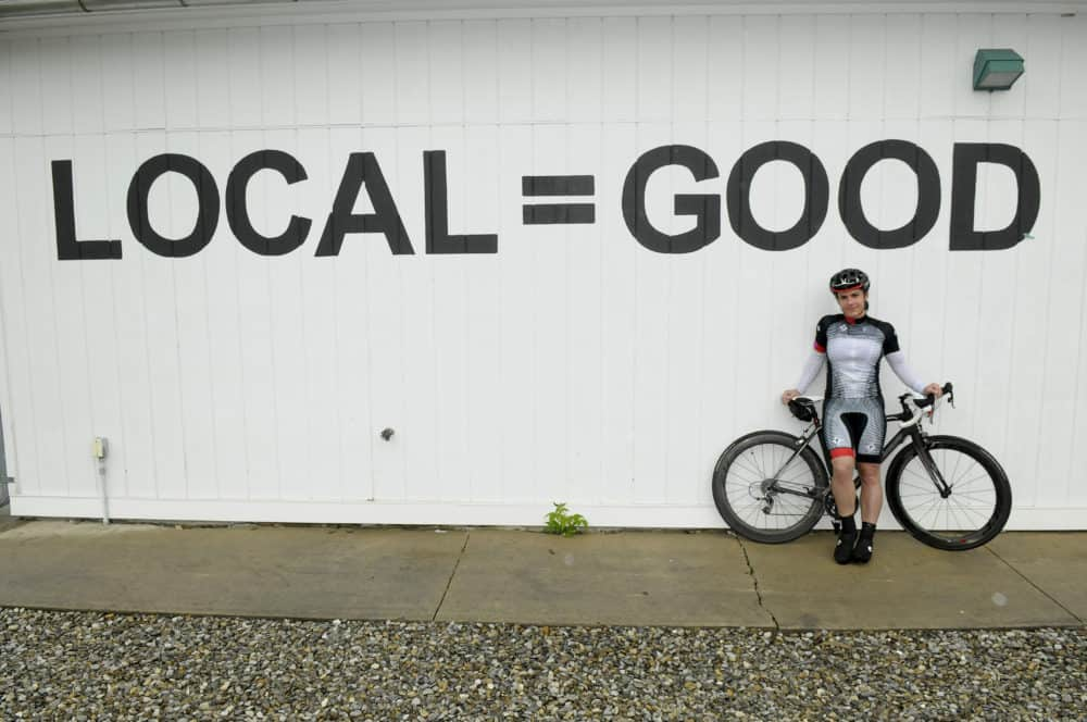 Looking for a cycling event to add to your race calendar? The Farm to Fork Fondo series boasts 6 scenic locations in New England with race 4 different race distances (for beginners through advanced). Each aid station is at a farm with local tasty treats! | Cycling Motivation | Cycling Training | Fitness Travel Destinations