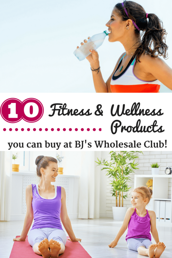 10 Best Fitness Gear Picks from BJ's Wholesale Club!