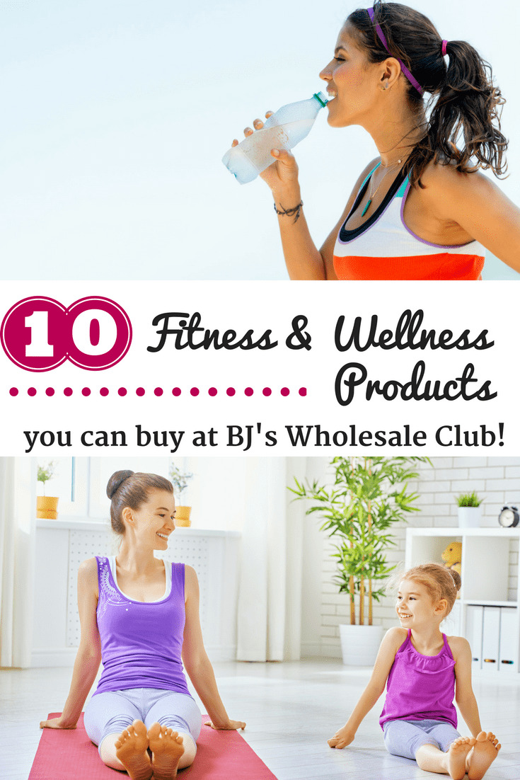 If you're looking for some new fitness gear, don't pass up on a trip to BJ's Wholesale Club! You can find a ton of great, reasonably priced fitness products there from apparel to swim goggles to sports drinks and more. | Fitness inspiration| Fitness ideas | Women's fitness