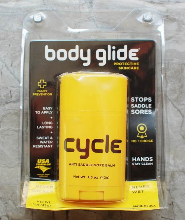 New Cycling Products - Body Glide Cycle