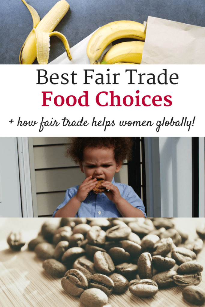 Wondering what fair trade food products are out there? Curious about how fair trade helps women to thrive? Check out all this and more in this helpful blog post.| Fair Trade Products | Fair Trade Brands