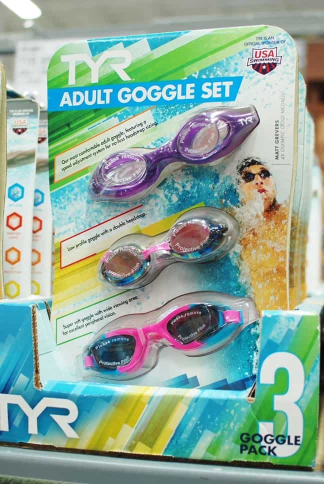Goggles at BJ's Wholesale Club