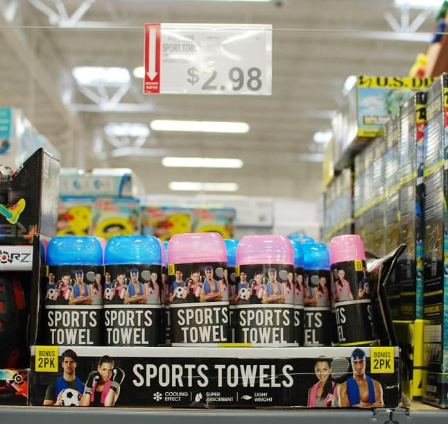 Sports Towels for a Gift