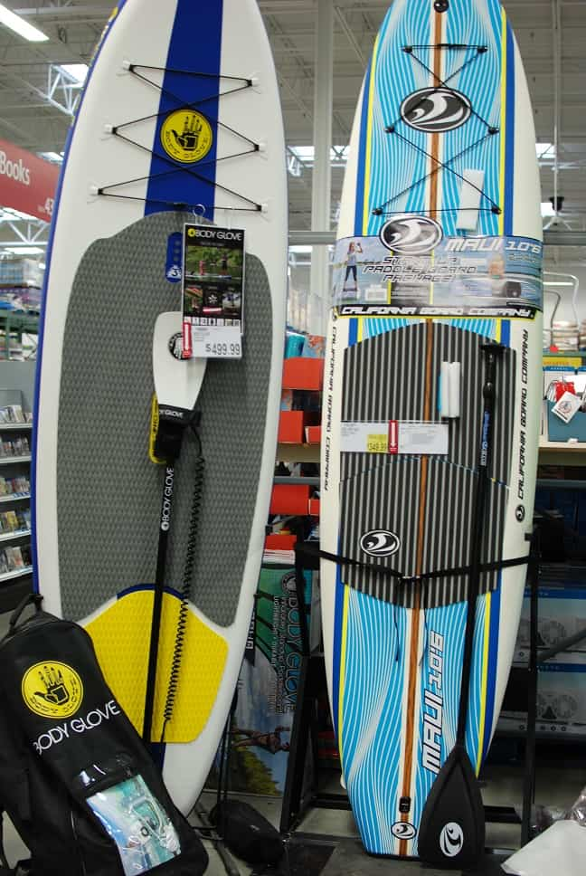 Paddleboards