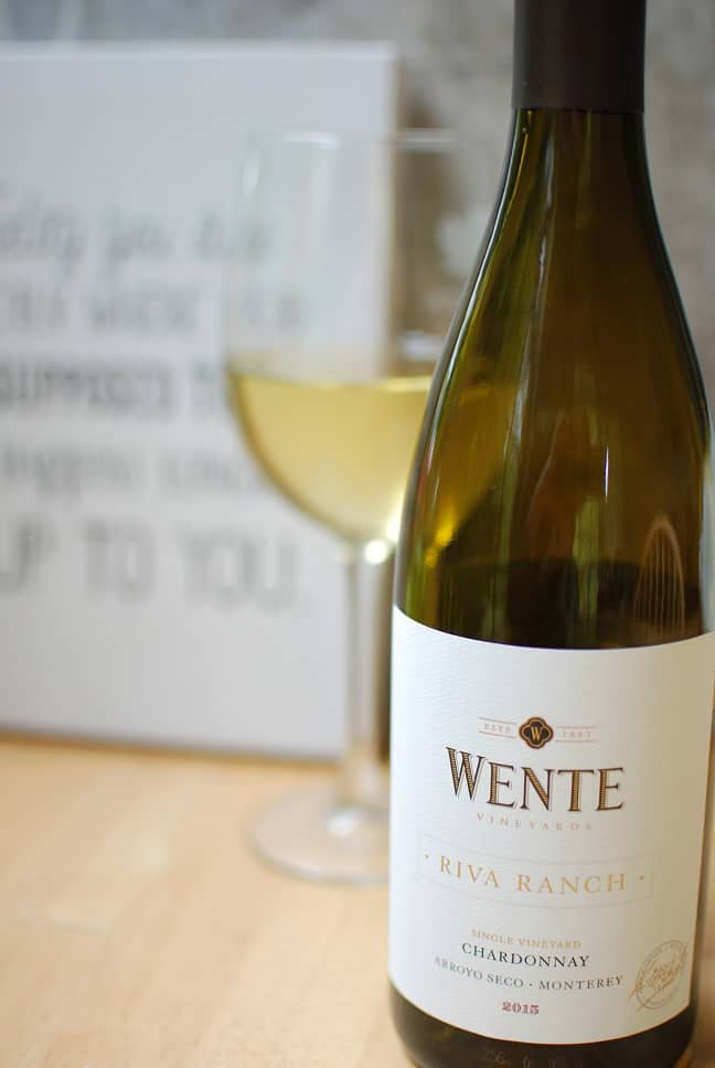 Wente Vineyards California Chardonnay