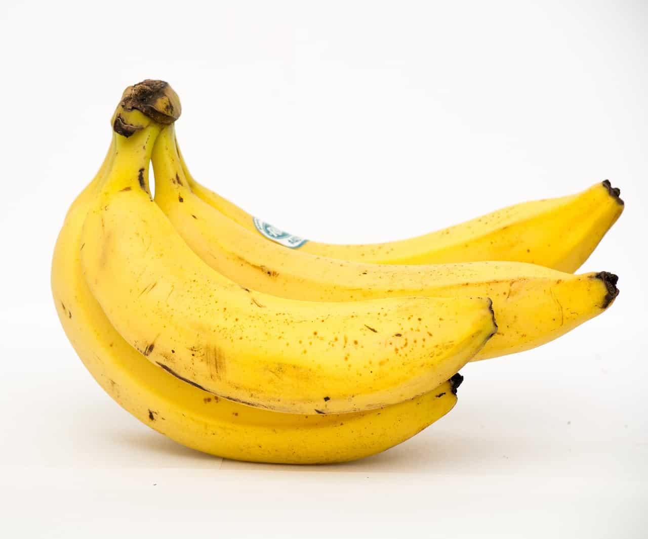 Bananas for a Runner's Diet