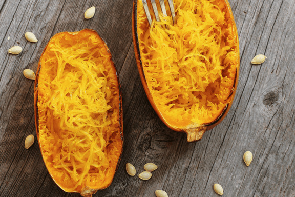Spaghetti Squash for a Runner's Diet