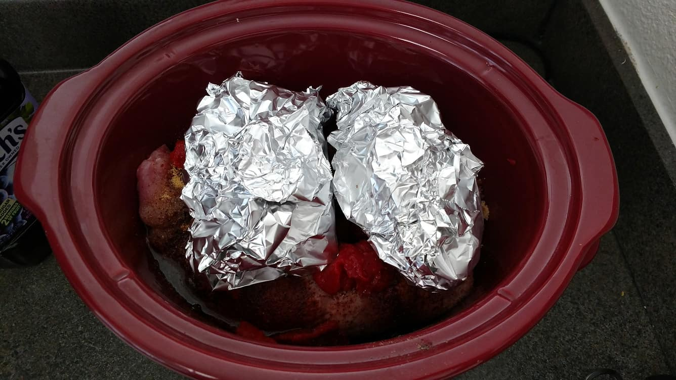 Sweet potatoes in crock pot