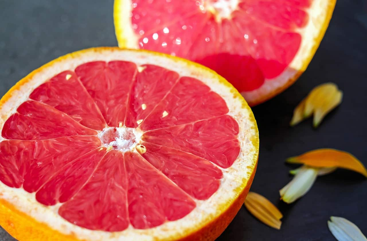 Grapefruit for a Runner's Diet
