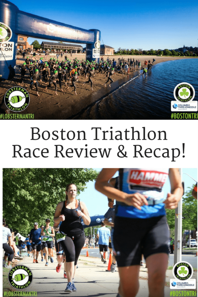 Boston Triathlon Race Review & Recap!