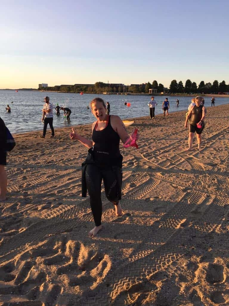 Boston Triathlon Pre Race