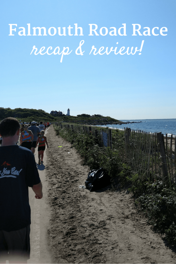 Falmouth Road Race Recap with Team Beef!