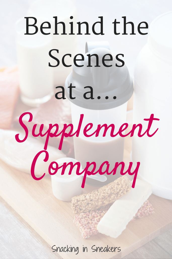 Behind the Scenes at NOW Foods!  {+ a NOW Giveaway!}
