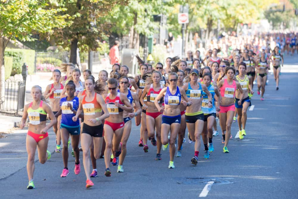 Tufts 10K for Women