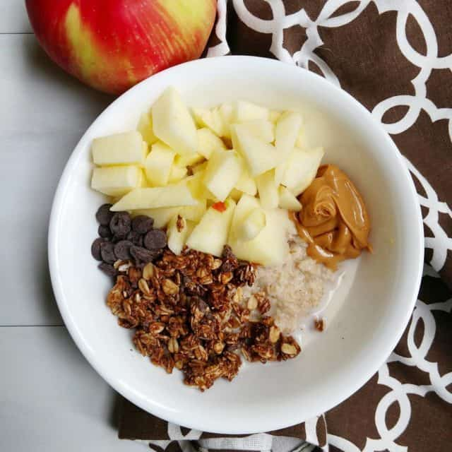 Oatmeal can be a bomb breakfast for active folks hellip